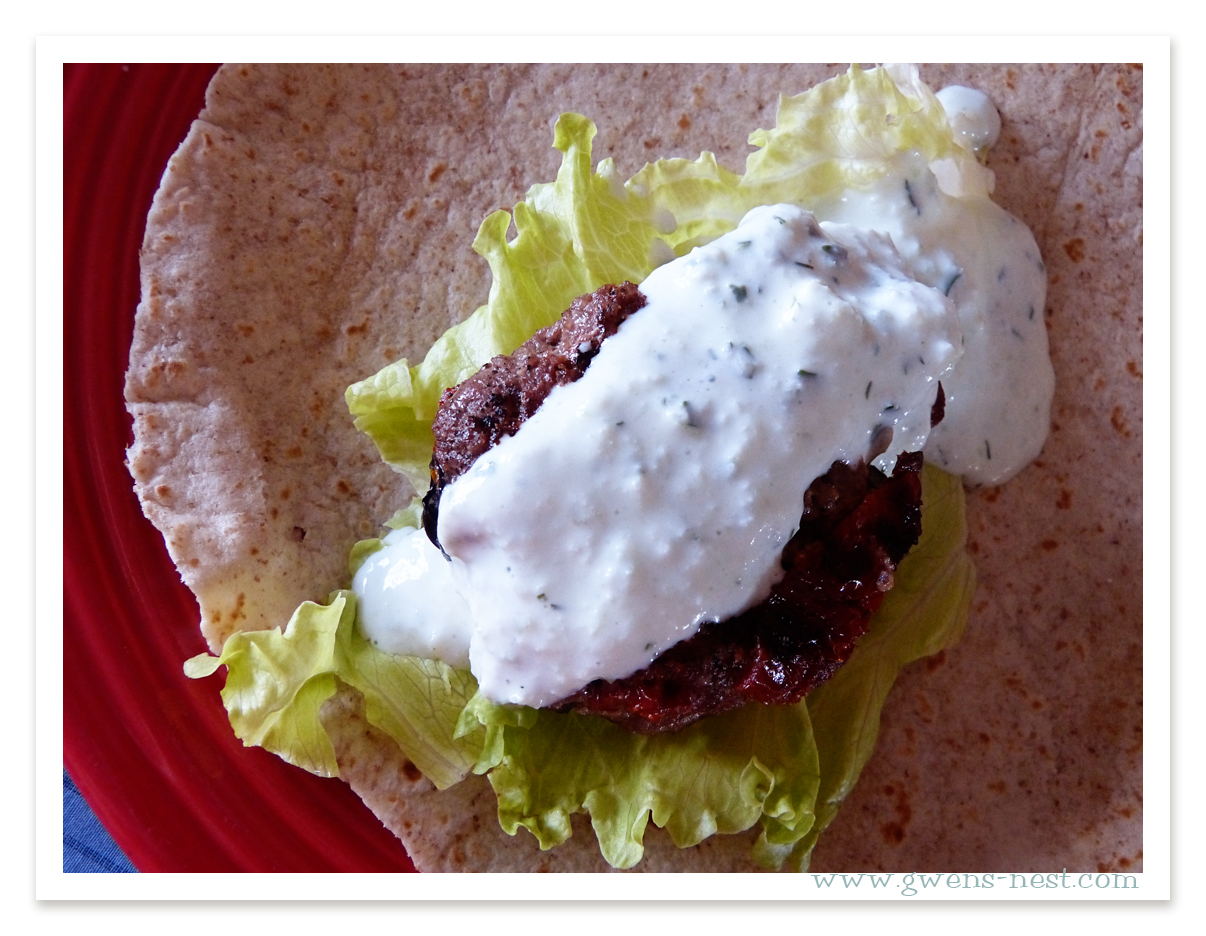 Greek Burger Recipe (10)