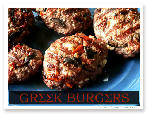 Greek Burger Recipe (7)