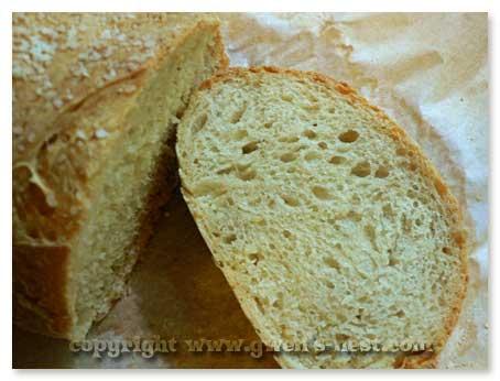 Easy Bread Recipe   Gwen's Nest