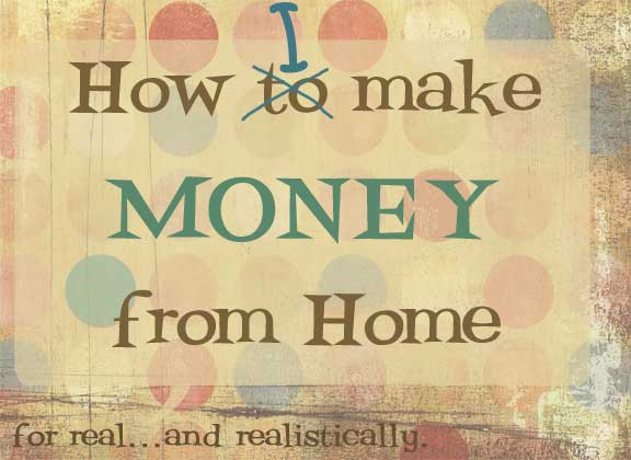 make money from home scotland